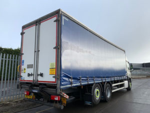 2017 (67) Daf Curtainsider, 26 Tonne, Anteo Tuckunder Tailift (1500KG Capacity), 30 Foot Body, Euro 6, 330bhp, AS Tronic Automatic Gearbox, Low Mileage, Tailift Barriers, Choice & Warranty Available.