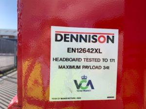 Brand New 2020 Dennison Flat Trailer. 13.6m Tri Axle, 12 x Post & Sockets, BPW Axles, Drum Brakes, Keruing Floor, Raise Lower Valve Facility, ENXL Rated Headboard, Full Manufacturer Warranty Applies.
