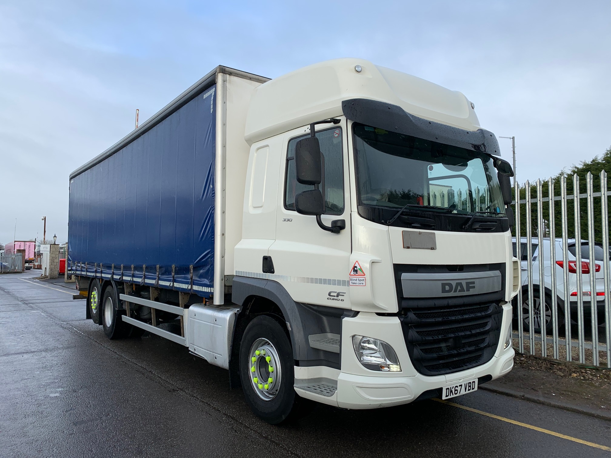 2017 (67) Daf Curtainsider, 26 Tonne, Anteo Tuckunder Tailift (1500KG Capacity), 30 Foot Body, Euro 6, 330bhp, AS Tronic Automatic Gearbox, Low Mileage, Choice & Warranty Available.