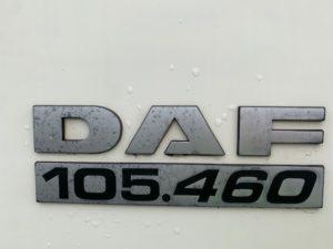 2011 DAF XF. 460bhp, Euro 5, Single Sleeper Cab, AS Tronic Automatic Gearbox, Steering Wheel Controls, Mid-Lift Axle.