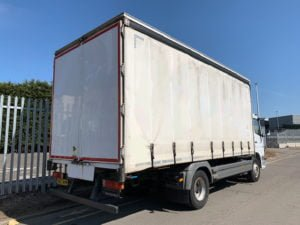 2013 (63) Mercedes Atego Curtainsider. 15 Tonne, 220bhp, Day Cab, Euro 5, Automatic Gearbox, 4.15m Wheelbase, Flush Doors, Steering Wheel Controls, Choice & Warranty Available.