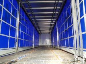 2015 Montracon Curtainsider. 4.2m External Height, 2.67m Internal Height, BPW Axles, Drum Brakes, Wisa Deck Floor, Barn Doors, 4 x Side Posts, Raise Lower Valve Facility.