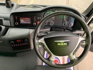 2016 (66) MAN TGM 18T Curtainsider. Euro 6, 250bhp, Dhollandia Tuckunder Tailift (1500KG), Sleeper Cab, Automatic Gearbox, Barn Doors, Steering Wheel Controls, Radio/USB, Warranty Available.