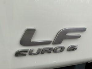 2017 (67) DAF LF Boxvan. 7.5 Tonne, 150bhp, Anteo Tuckaway Tailift (1,000KG Capacity), 20ft Body, Day Cab, Euro 6, Automatic Gearbox, Barn Doors, 2 x Load Lock Rails, Warranty Available.