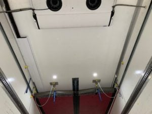 2017 DAF CF 330 26 Tonne Fridge Tailift. Dhollandia Tuckunder Tailift (2000kg Capacity), Carrier Supra 1150Mt Engine, Euro 6, 12 Speed AS Tronic Automatic Gearbox, Single Sleeper Cab, Roller Shutter Rear Door, Near Side Door in Body, Aluminium Floor, 2 x Load Lock Rails, Xtra Comfort Mattress, Radio/USB, Exhaust Brake, 390 Litre Fuel Tank/50 Litre ADBlue Tank, Choice & Warranty Available.