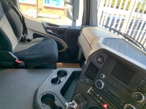 2015 (65) Mercedes Actros 1824 Boxvan. 18 Tonne, Anteo Tuckunder Tailift (1500kg Capacity), Euro 6, 6.70m Wheelbase, Automatic Gearbox, Streamspace Single Sleeper Cab, Radio/USB, Steering Wheel Controls, Warranty Available.