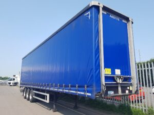 4.7m External Height, 3.01m Internal Height, BPW Axles, Drum Brakes, Wisa Deck Floor, Barn Doors, Raise Lower Valve Facility, Pillarless, ENXL Rated Body.