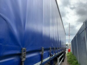 2016 Montracon Curtainsider, 4.5m External Height, 2.96m Internal Height, SAF Axles, Drum Brakes, Wisa Deck Floor, Barn Doors, Side Posts, Internal Straps, Raise Lower Valve Facility, Choice Available.