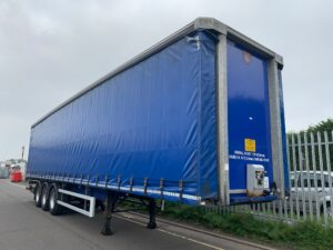 2015 Tiger Curtainsider, 4.2m External Height, 2.6m Internal Height, BPW Axles, Drum Brakes, Wisa Deck Floor, Barn Doors, ENXL Rated Body, Dhollandia Tuckaway Tailift (2000kg Capacity) Raise Lower Valve Facility.