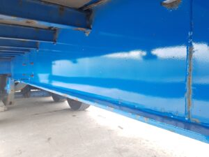 2015 SDC Curtainsider, 4.48m External Height, 3m Internal Height, SAF Axles, Drum Brakes, Keruing Floor, Barn Doors, Ferry Rings, Lashing Rings, Internal Straps, Raise Lower Valve Facility, ENXL Rated.