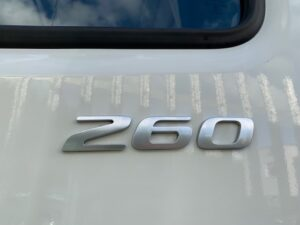 2017 DAF (66) CF260 18 Tonne Fridge Tail Lift. Dhollandia Column Tailift (1500KG Capacity), Euro 6, 6 Speed AS Tronic Automatic Gearbox, Carrier Supra 1150Mt Engine, 6.9m Wheelbase, Roller Shutter Rear Door, Sleeper Cab, Aluminium Floor, Near Side Door in Body, Xtra Comfort Mattress, Exhaust Brake, 200 Litre Fuel Tank/ 25 Litre ADBlue Tank, Choice & Warranty Available.