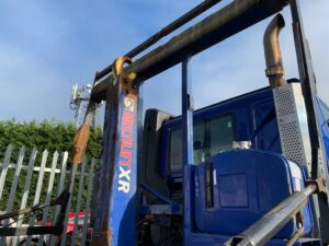 2013 DAF CF85. 360 Hookloader. HIAB Multilift Gear, 8×4, Euro 5, 360bhp, Day Cab, Automatic Gearbox, Camera System, Steering Wheel Controls, Warranty & Choice Available.