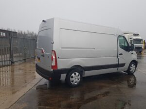 2016 (66) Renault Master Panel Van, Manual Gearbox, Camera System Fitted, Steering Wheel Controls, Low Mileage, Choice Available.