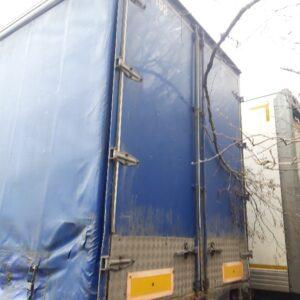 2005 Cartwright Curtainsider Tailift, 4.3m External Height, 2.6m Internal Height, ROR Axles, Disc Brakes, Wisa Deck Floor, Barn Doors, Raise Lower Valve Facility, 2 x Side Posts, Dhollandia Tuckunder Tailift (1500kg Capacity), Priced at £2,250 +VAT.