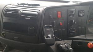 2009 (59) Mercedes Axor 1824 Curtainsider, 18 Tonne, Euro 5, 240bhp, Manual Gearbox, Single Sleeper Cab, Flush Rear Doors, Priced at £3,500 +VAT.