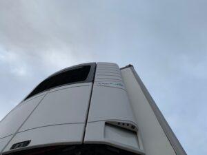 2018 Transdek Fridge Trailer, 4.95m External Height, BPW Axles, Drum Brakes, Resin Floor, Roller Shutter Doors, 19.5 Inch Wheels, Carrier Vector 1950 Fridge Engine, Raise Lower Valve Facility, 1.86m Internal Height (Lower Deck), 1.83m Internal Height (Upper Deck), Choice Available.