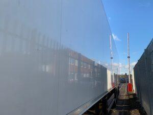 2019 Schmitz Single Temp Fridge Trailer, Carrier Vector 155o Fridge Engine, 2.59m Internal Height, SAF Axles, Drum Brakes, Aluminium Floor, Barn Doors, 2 x Load Lock Rails, Raise Lower Valve Facility, Choice Available.