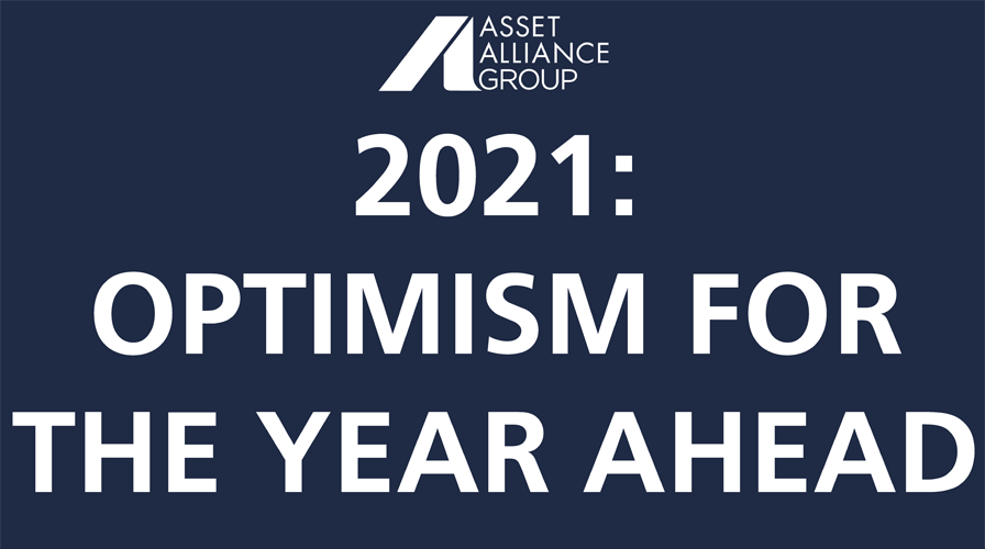 Survey 2021: Optimism for the Year Ahead