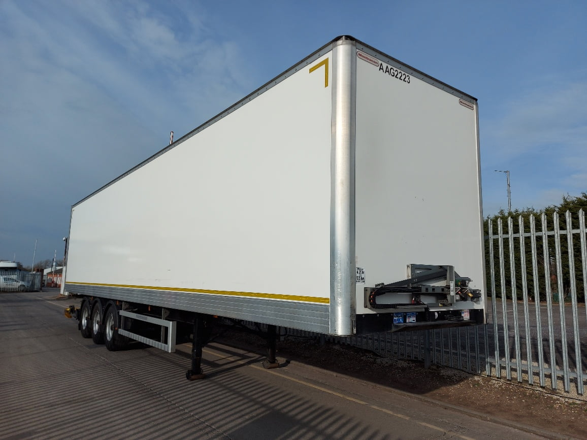 2018 Montracon Box Tailift, 4.2m External Height, 2.57m Internal Height, BPW Axles, Drum Brakes, Block Floor, Roller Shutter Rear Door, Dhollandia Tuckunder Tailift (1500kg Capacity), Raise Lower Valve Facility, 2 x Load Lock Rails, Choice Available.