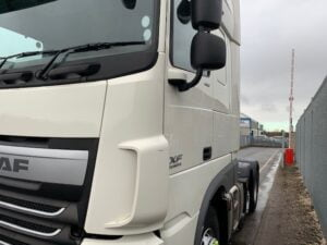 2017 DAF XF, Euro 6, 460bhp, Superspace Twin Sleeper Cab, AS Tronic Automatic Gearbox, 3.95m Wheelbase, Steering Wheel Controls, Air Con, Cruise Control, Anderson Connector, Mid-Lift Axle, Aluminium Catwalk Infill Panels, Warranty & Choice Available.