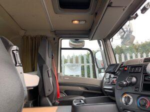 2012 (62) DAF CF, Euro 5, 410bhp, Space Single Sleeper Cab, Automatic Gearbox, 3.8m Wheelbase, Aluminium Catwalk Infill Panels, Steering Wheel Controls, Xtra Comfort Mattress, Rear Window in Cab, Choice Available.