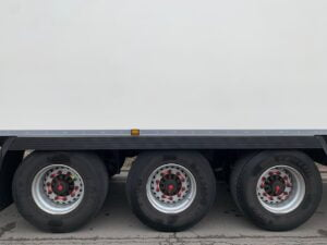 2018 Chereau Single Temp Fridge Trailer, Thermoking SLXi-300 Fridge Engine, 2.59m Internal Height, SAF Axles, Drum Brakes, Resin Floor, Barn Doors, 2 x Load Lock Rails, 1508 Total Hours, 1461 Engine Hours.