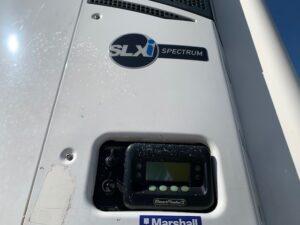 2017 Chereau Dual Temp Fridge Trailer, Thermoking SLXi Spectrum Fridge Engine, 2.59m Internal Height, BPW Axles, Drum Brakes, Resin Floor, Barn Doors, 2 x Load Lock Rails, Raise Lower Valve Facility.