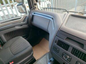 2019 DAF XF, Euro 6, 530bhp, Superspace Twin Sleeper Cab, Automatic Gearbox, 3.95m Wheelbase, Steering Wheel Controls, Air Con, Cruise Control, Xtra Comfort Mattress, Sat-Nav, Fridge, Mid-Lift Axle, Aluminium Catwalk Infill Panels, Low Mileage, Choice & Warranty Available.