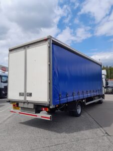2018 DAF LF, 7.5 Tonne, Euro 6, 180bhp, Automatic Gearbox, 24ft Curtainside Body, Day Cab, Steering Wheel Controls, Low Mileage, Choice Available, Warranty & Finance options also available.