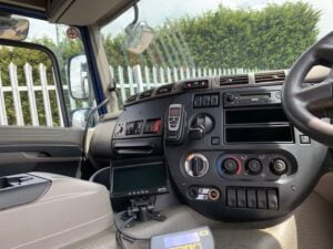 2013 (63) DAF CF 75.310 Skiploader, AJK Hydrolift Gear, 26 Tonne, Euro 5, 310bhp, Day Cab, Automatic Gearbox, Camera System, Onboard Weigher, Storage Box Fitted, Steering Wheel Controls, Choice Available.