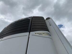 2007 Gray & Adams Fridge Trailer, Single Temperature, Carrier Vector 1800 Fridge Engine, 2.51m Internal Height, BPW Axles, Drum Brakes, Aluminium Floor, Barn Doors, 28,559 Total Fridge Hours, Raise Lower Valve Facility, Choice Available.