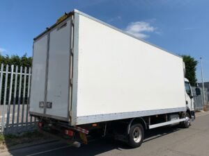 2017 (67) DAF LF, 7.5 Tonne, Euro 6, 150bhp, Automatic Gearbox, 20ft Body, Anteo Tuckunder Tailift, Barn Doors, Day Cab, Steering Wheel Controls, Choice, Warranty & Finance Options available.