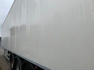 2008 Chereau Fridge Trailer, Single Temperature, Carrier Vector 1850 Fridge Engine, BPW Axles, Disc Brakes, Aluminium Floor, Roller Shutter Door, 2 x Load Lock Rails, Raise Lower Valve Facility, 33,715 Total Hours.