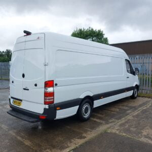 2018 Mercedes Sprinter, Day Cab, Panel Van Body, Manual Gearbox, Radio, 179,294 Miles, Finance Options Available.