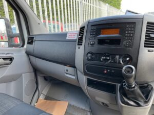 2017 (67) Mercedes Sprinter, Manual Gearbox, Day Cab, 140bhp, DEL Column Tailift (500kg Capacity), Radio/USB, Boxvan Body, Roller Shutter Rear Door, Steering Wheel Controls, Choice & Warranty Available.