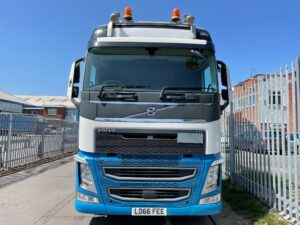 2016 (66) Volvo FH, Euro 6, 540bhp, GTXL Single Sleeper Cab, 4.1m Wheelbase, Mini Mid -Lift Axle, Automatic Gearbox, Fridge, Air Con, Cruise Control, Microwave, Camera System, Alloy Wheels, Low Mileage, Choice of, Warranty & Finance Options also Available.