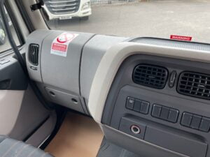 2019 DAF LF, 7.5 Tonne, Euro 6, 180bhp, Automatic Gearbox, Day Cab, Air Con, Steering Wheel Controls, Roller Shutter Rear Door, 17.5 Inch Wheels, 2 x Load Lock Rails, Choice, Warranty & Finance Options also Available.