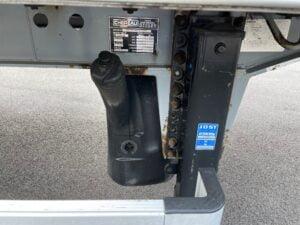 2011 Chereau Single Temp Fridge Trailer, Carrier Vector 1550 Fridge Engine, BPW Axles, Drum Brakes, Resin Floor, Barn Doors, Raise Lower Valve Facility, Internal Door Fitted.