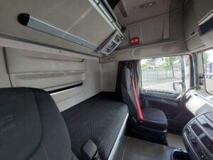 2019 DAF XF, Euro 6, 530bhp, Superspace Twin Sleeper Cab, Steering Wheel Controls, Sat Nav, Fridge, Cruise Control, 3.95m Wheelbase, Xtra Comfort Mattress, Mid-Lift Axle, Aluminium Catwalk Infill Panels, Choice, Warranty & Finance Options Available.